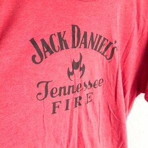 Jack Daniels Tennessee Fire T Shirt